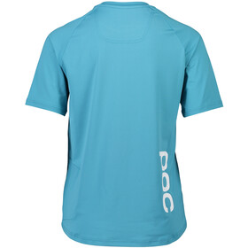 POC Reform Enduro Light Tee Women light basalt blue